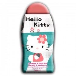 Choupinet - Gel douche Hello Kitty sur Couches Center