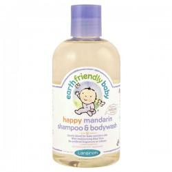 EFB - Earth Friendly Baby - Gel douche Bio Mandarine sur Couches Center