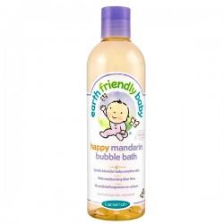 EFB - Earth Friendly Baby - Bain moussant Bio Mandarine sur Couches Center