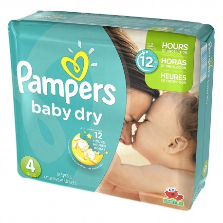 372 couches pampers baby dry taille 4 bas prix sur - Prix couches pampers baby dry taille 4 ...