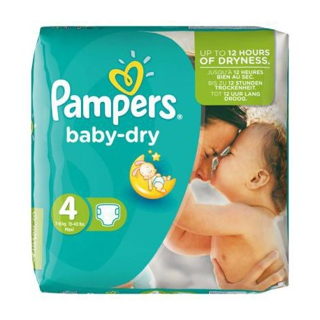 46 couches pampers baby dry taille 4 petit prix sur - Prix couches pampers baby dry taille 4 ...