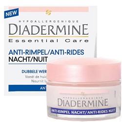 Diadermine Essential Care 50 ml Anti-Rides Nuit sur Couches Center