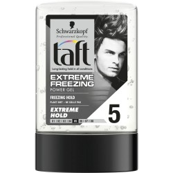 Taft Gel 300 ml Extreme Freezing N°5 sur Couches Center