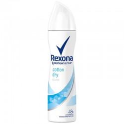 Rexona - Deodorant Motion Sense Cotton Dry sur Couches Center