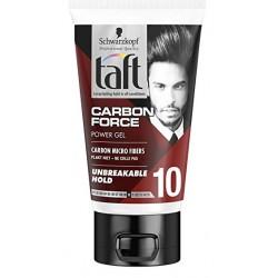 Taft Gel 150 ml Carbon Force N°10 sur Couches Center