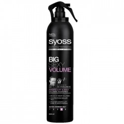 Syoss Laque 300 ml Big Sexy Volume N°4 sur Couches Center