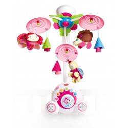 Mobile Soothe & Groove Princesse sur Couches Center