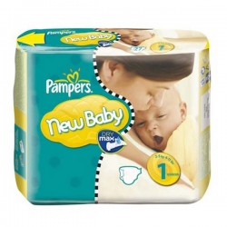 Pampers - Pack 22 Couches Premium Protection taille 1 sur Couches Center
